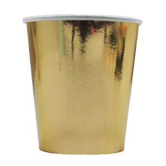 Gold Cups, 8Pc.