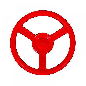 Children's Steering Wheel For Use On Swings And Playground