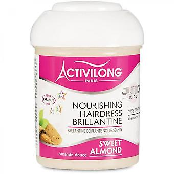 Activilong Junior Brillantine Nourishing Nourishing Gentle Almond 125ml