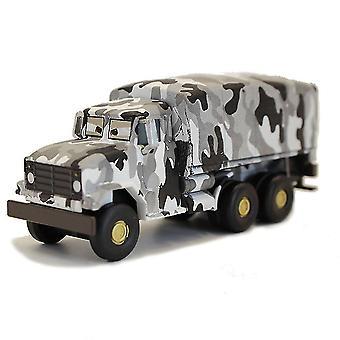 Cars Snowfield Truck Alloy Children's Cartoon Toy Car Model