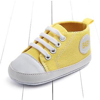 Canvas Classic Urheilu Lenkkarit, Pehmeä Pohja Liukumisenesto Vauvan kengät