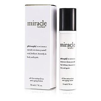Philosophy Miracle Worker Oil-free Miraculous Anti-aging Lotion - 50ml/1.7oz