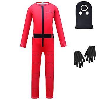 Squid Costum de joc pentru copii din trei piese Costum