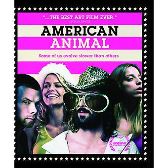 Amerikaanse dier [Blu-ray] USA import
