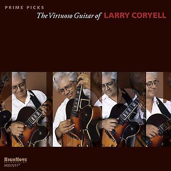 Larry Coryell - Prime Picks [CD] USA import