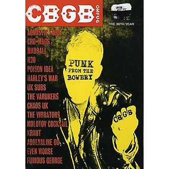 Import USA CBGB-Punk de the Bowery [DVD]