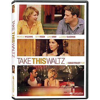 Ta detta vals [DVD] USA import