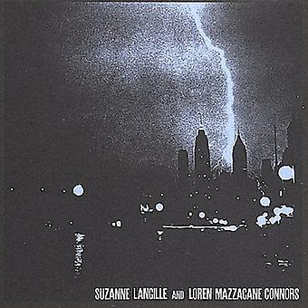 Langille/Connors - 1987-1989 [CD] USA import