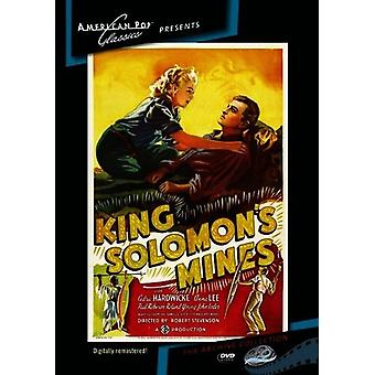 King Solomon's Mines [DVD] USA import