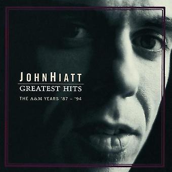 John Hiatt - Greatest Hits CD] USA import