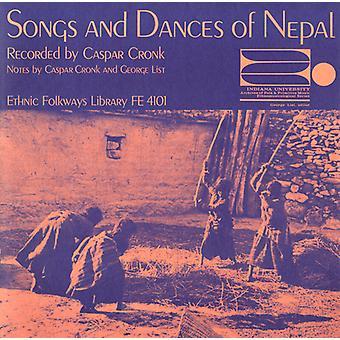Songs & Dances of Nepal - Songs & Dances of Nepal [CD] USA import