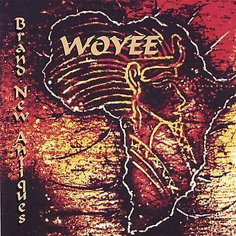 Woyee - splitter nye antikviteter [DVD] USA importere