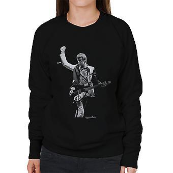 The Jam Paul Weller Manchester Apollo Women's Sweatshirt