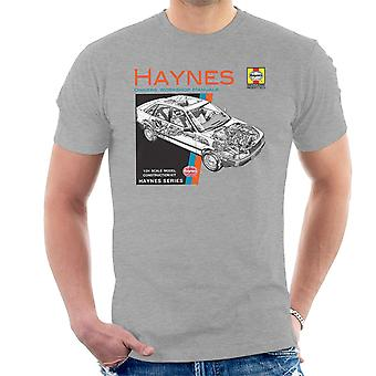 Haynes Owners Workshop Manual 1491 Audi 80 90 Men's T-Shirt