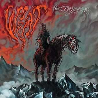 Wo Fat - Conjuring [CD] USA import