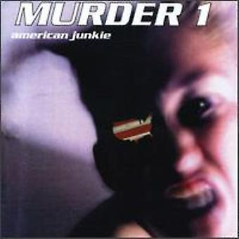Murder 1 - American Junkie [CD] USA import