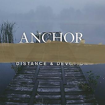 Anker - afstand & toewijding [Vinyl] USA import