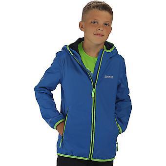 Regaty chłopców & dziewczyny dźwigni II rozciągnąć wodoodporna oddychająca kurtka