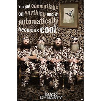 Duck Dynasty - Camo Poster Print (24 x 36)