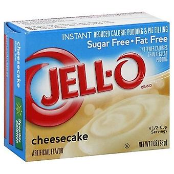 Jello suiker vrije Cheesecake Instant Pudding & Pie vulling Mix