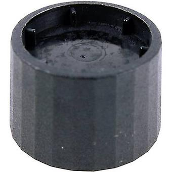 Cliff CL172877 Knob K12 Black 6mm D