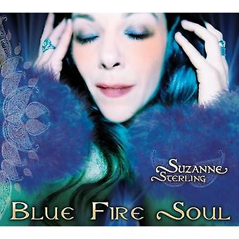 Suzanne Sterling - Blue Fire Soul [CD] USA import