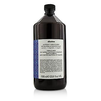 Davines Alchemic Conditioner - # Silver (for Natural & Coloured Hair) - 1000ml/33.81oz