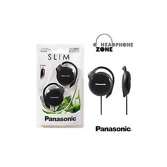 Panasonic Slim Clip-On Headphones - White (RPHS46EW)
