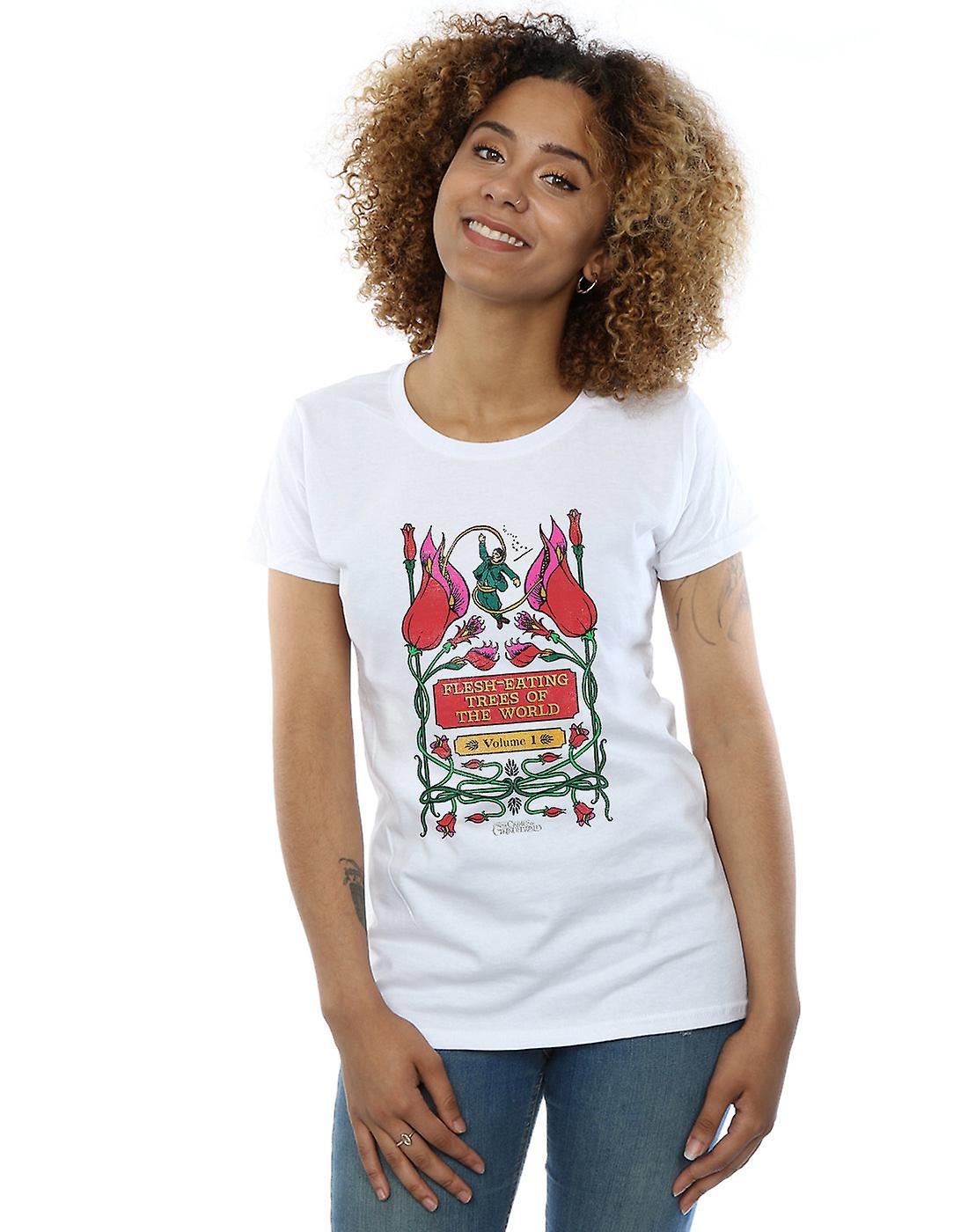 Fantastic Beasts Women's Flesh Eating Trees T-Shirt