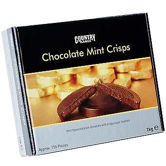 Country Range Chocolate Mint Crisps