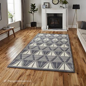 Rotondo grau Elfenbein Teppich
