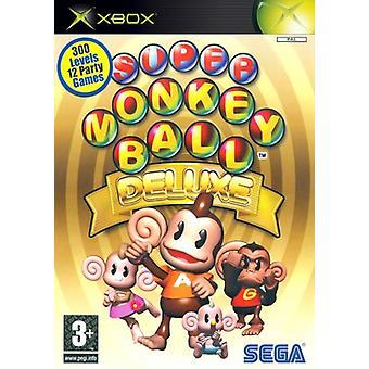 Super Monkey Ball Deluxe (Xbox)-nieuw