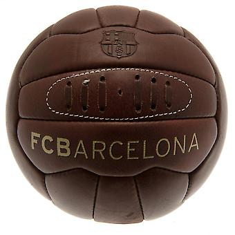 FC Barcelona Official Retro Heritage Ball