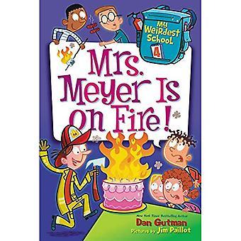 Meine schrägsten Schule #4: Frau Meyer steht in Flammen!
