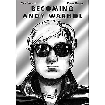 Becoming Andy Warhol (Graphic Novel)