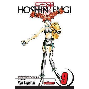 Hoshin Engi, Volume 9 [avec Bonus autocollant]