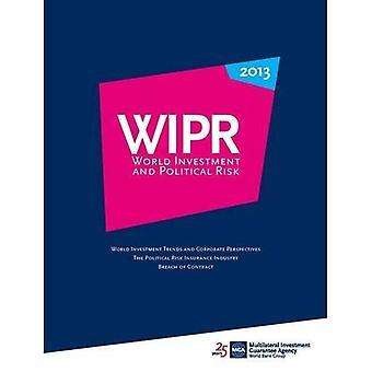 World Investment et politique risque 2013: rupture de contrat risques