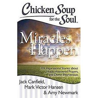 Chicken Soup for the Soul: Miracles Happen: 101 Inspirational Stories about Hope, Answered Prayers, and Divine...