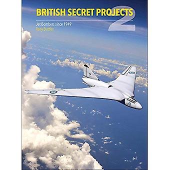Brittisk: Jet bombplan sedan 1949 (hemliga projekt)