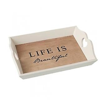 Heaven Sends Life Is Beautiful Tray