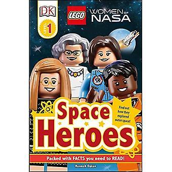 DK czytelników L1: Kobiety Lego(r) NASA: miejsce bohaterów (DK czytelników)