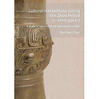 Cultural Interactions during� the Zhou period (c. 1000-350 BC): A study of networks from the Suizao corridor