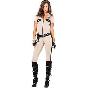 Police Catsuit Adult