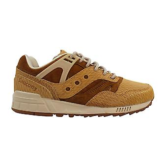 Saucony Grid SD HT Woodburn Tan/Brown S70351-1-uomo