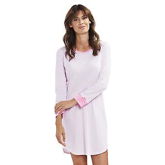 Rösch 1884150 Dames's Smart Casual Floral Cotton Nightdress