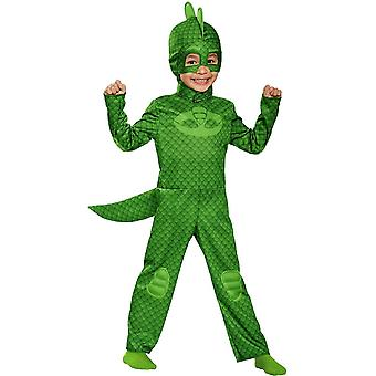 Baby / Toddler Boys Gekko Costume - Pj Masks