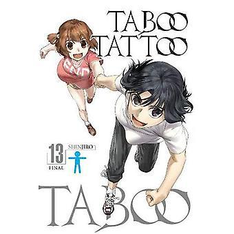 Tabu Tattoo, Bd. 13