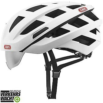 ABUS en casco de la bici subida Vizz / polar mate
