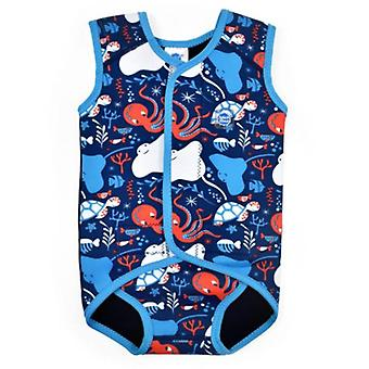 Splash About Baby Wrap Sleeveless Wetsuit | Under The Sea