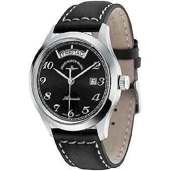 Zeno-watch mens watch gentleman automatic 6662-2834-g1